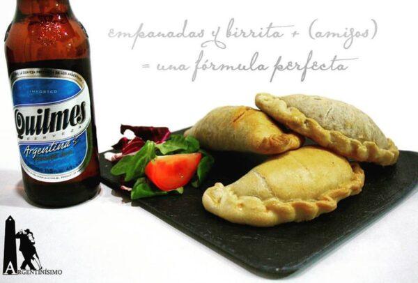 Empanadas Masa Casera