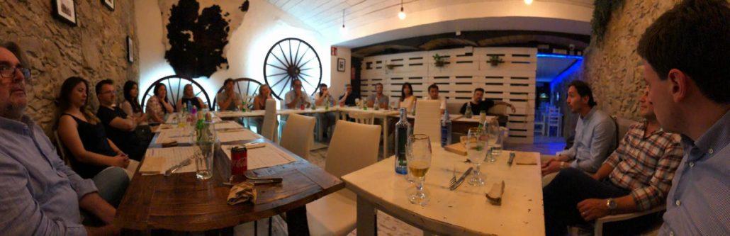 sala para reuniones barcelona